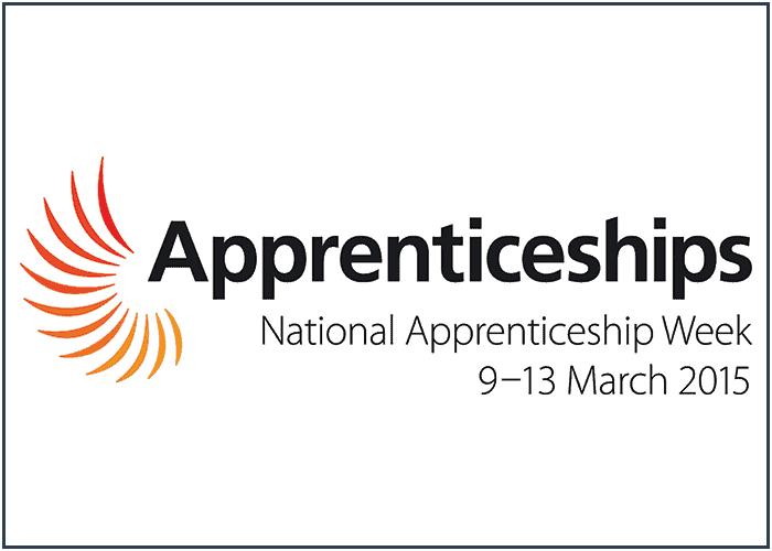 National Apprenticeship Week 2015