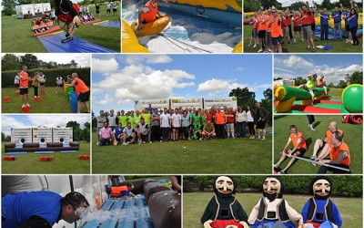 It's a Knockout Summer Fun Event!