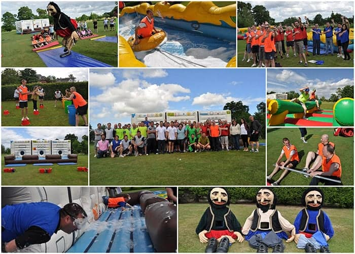 Network Buying Group It's a Knockout Summer Event 2015