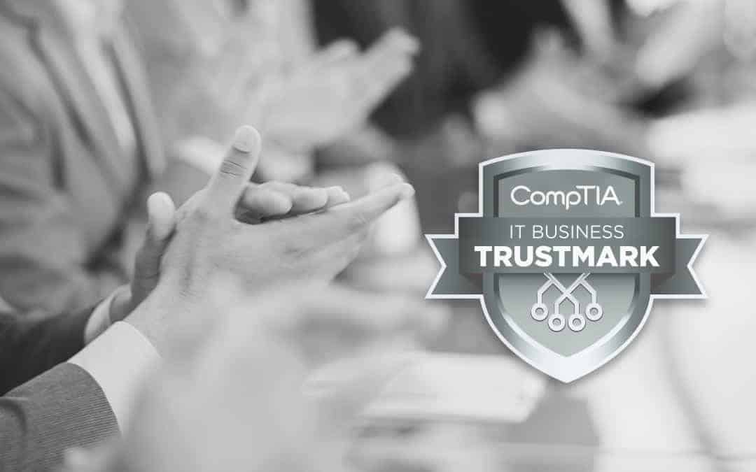 Urban Network earned CompTIA IT Business Trustmark