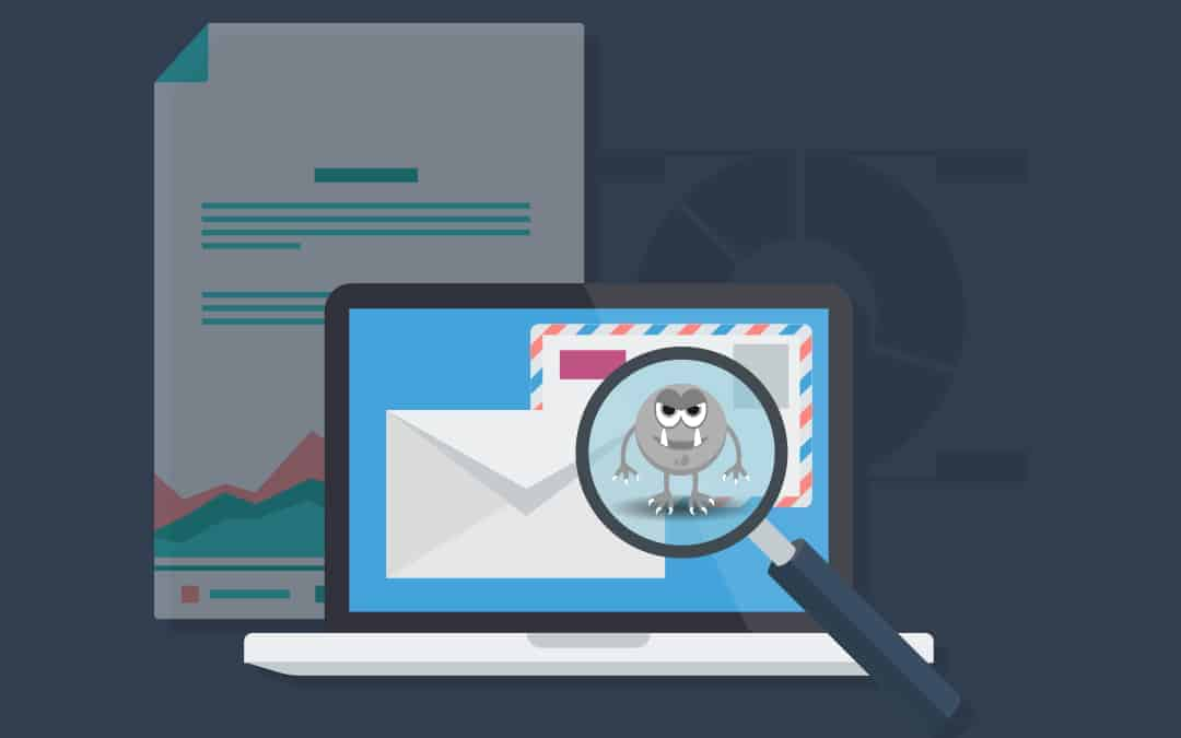 CyberSecurity Blog Series Best Practices how to spot a fake email