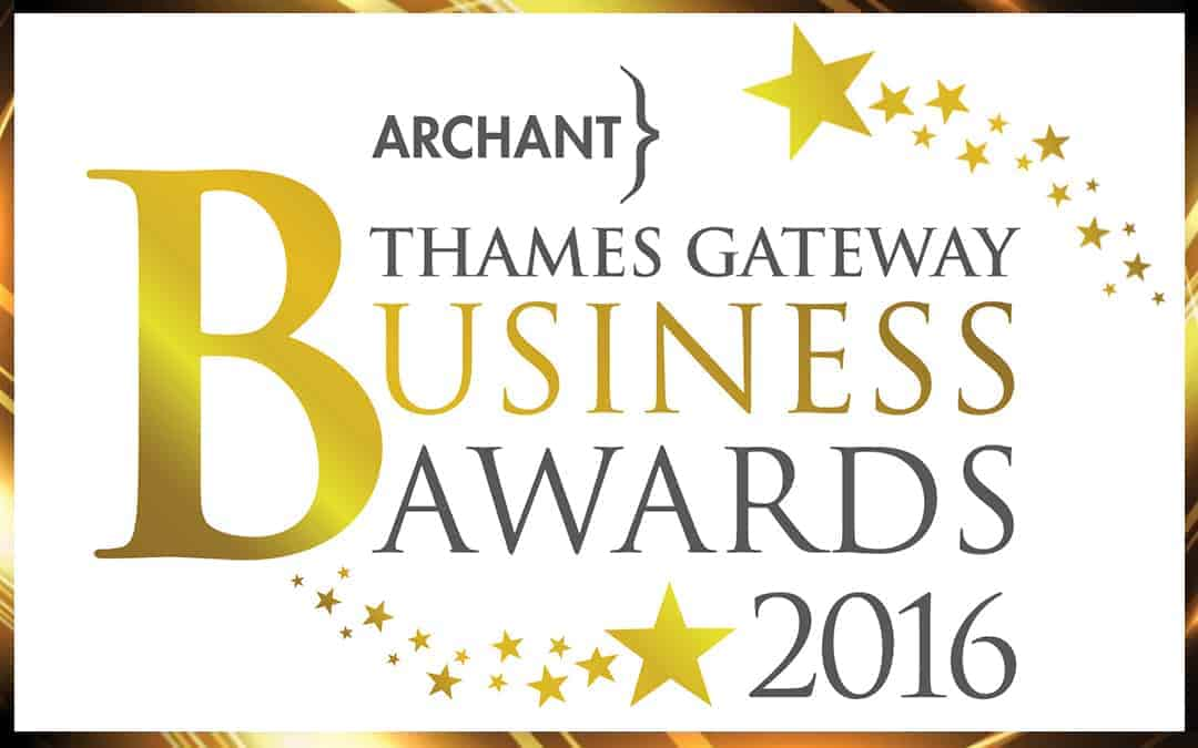 Urban Network finalist in Thames Gateway Business Awards 2016