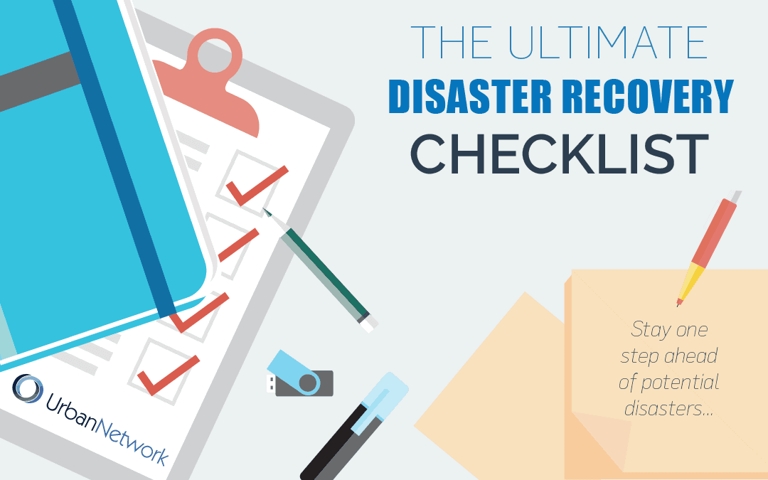 The Ultimate Disaster Recovery Check list Download