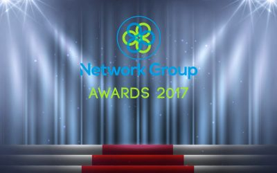 Double finalist in 2017 Network Group Awards