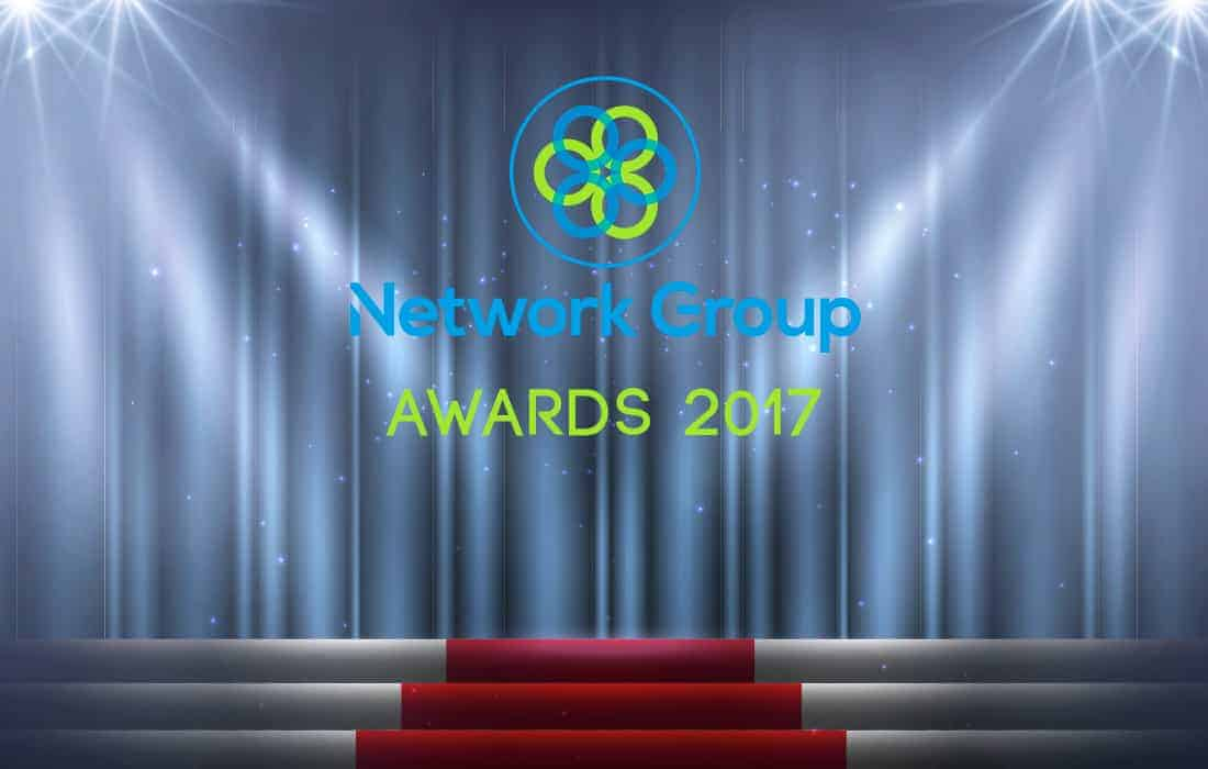 Urban Network finalist in 2017 Network Group Awards with double nominations MSP and Reseller of the Year