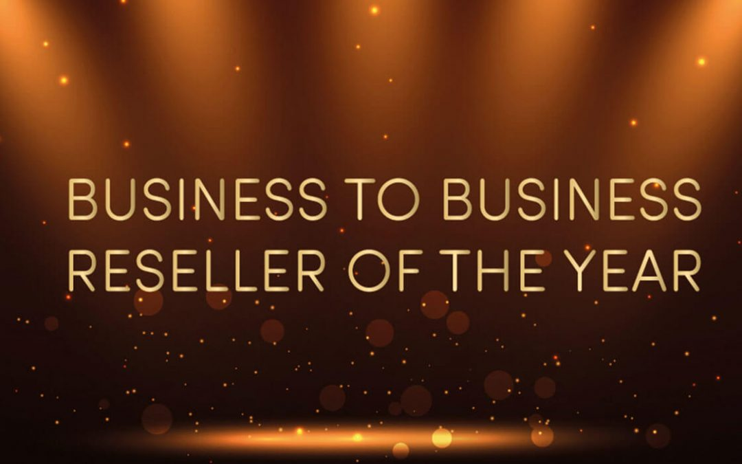 Urban Network win B2B Reseller of the Year | Network Group Awards 2017