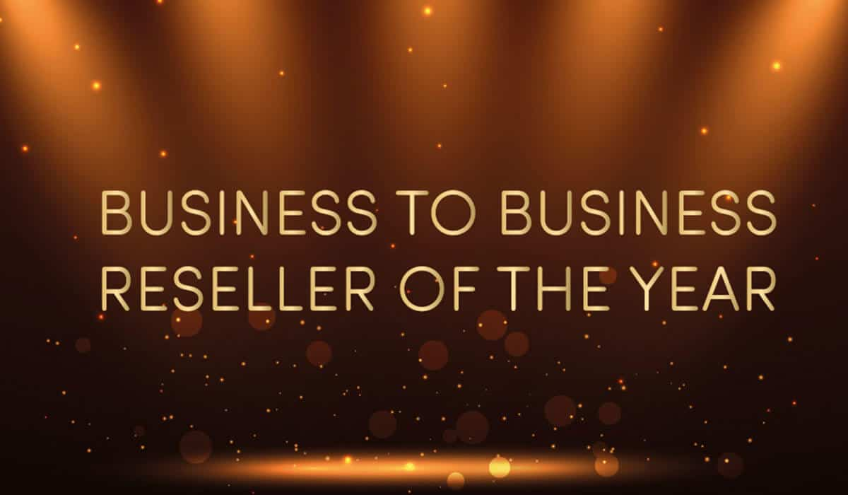 Business to Business Reseller of the Year 2017 Network Group Awards