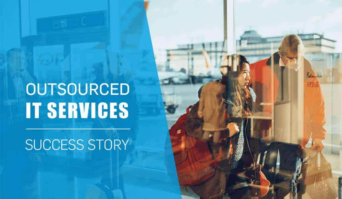 Case study Mayday managed IT Support IT services success story