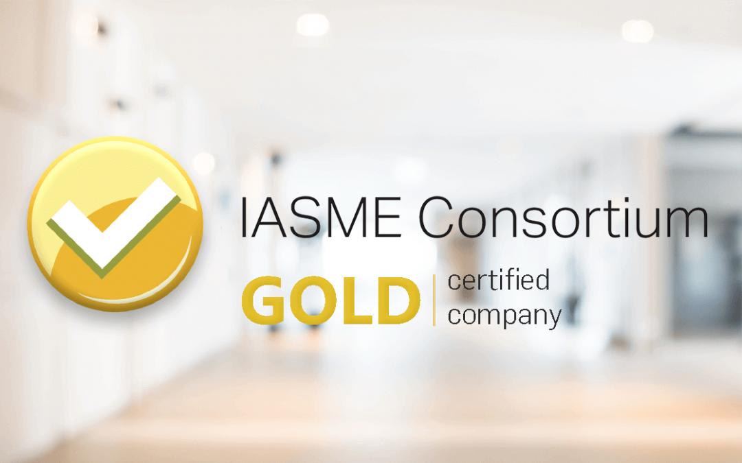 Urban Network achieves IASME GOLD Accreditations