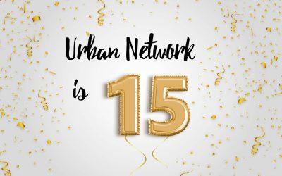 Urban Network celebrate 15th anniversary!