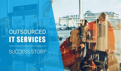 [Case Study] A Sophisticated & Connected workplace IT Support Service Success Story