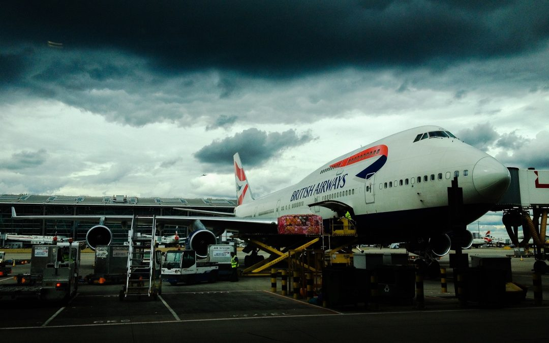 Don't let the storm of GDPR catch you out, BA face £183m in fines.