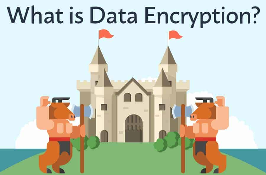 The Fort of Cyber Security – What is Data Encryption?