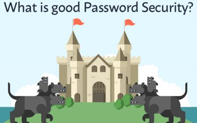 The Fort of Cyber Security – What is good Password Security?