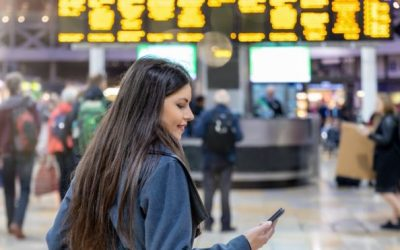 Rail station Wi-Fi provider exposed traveller data