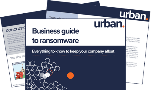 The Business guide to Ransomware.