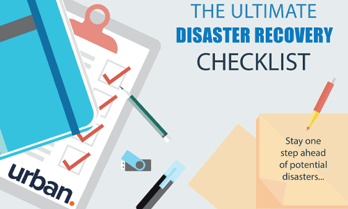 Disaster Recovery Checklist.