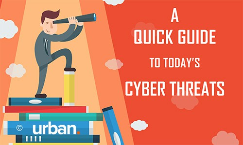 A quick guide to today's cyber threats.