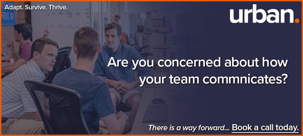 Recruitment = communication. Adapt. Survive. Thrive.